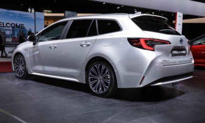 Auris'e elveda deyin: 2019 model Toyota Corolla tanıtıldı