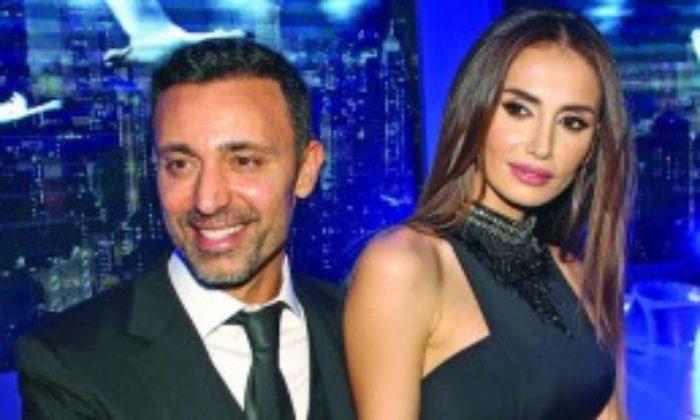 Emina Jahovic ile Mustafa Sandal'dan Yılbaşı Kararı