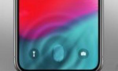 iPhone 12 serisi, ekrana gömülü parmak izi sensörü kullanabilir