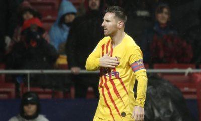 Messi'den sözleşme şartı