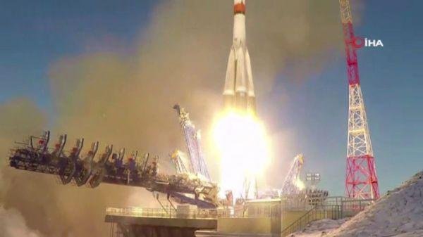 Rusya uzaya bir navigasyon uydu aracı daha gönderdi -1