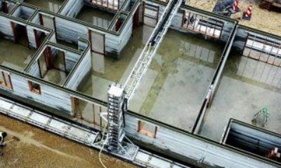 175 metrekarelik ev, 3 boyutlu yazıcı ile 2 günde basıldı