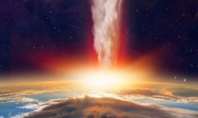 790 bin yıl önce Dünya'ya çarpan meteorun krateri bulundu
