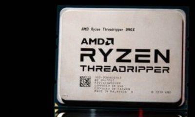 AMD, 64 çekirdekli işlemcisi Threadripper 3990X'i tanıttı