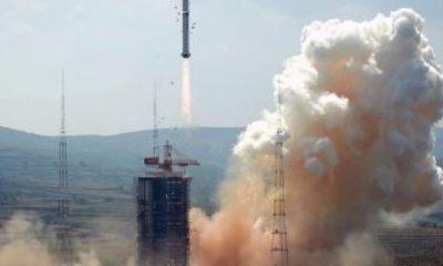 Çin, saniyede 10GB veri transfer eden uydusunu fırlattı