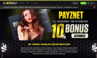 Elexbet Casino Servisleri ve Canlı Bahis Bürosu