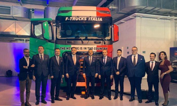 Ford Trucks İtalya pazarına girdi
