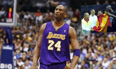 Kobe Bryant'ın hayatı…