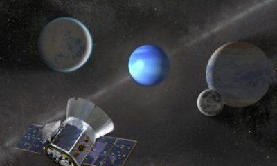 NASA, yaşama elverişli bir öte gezegen keşfetti