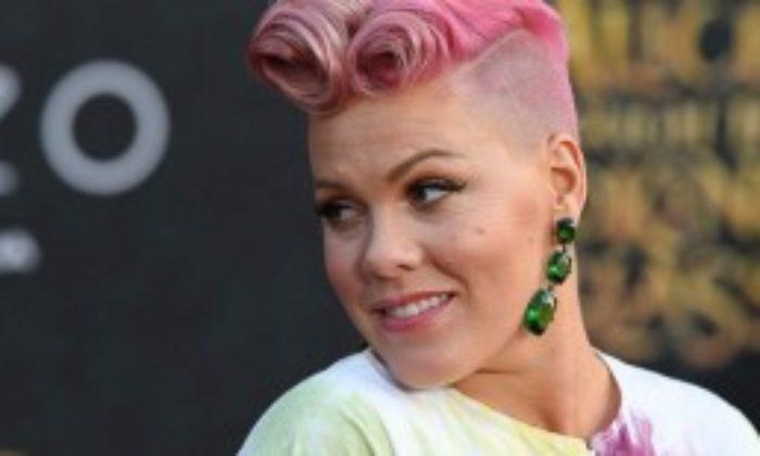 Pink'ten Yaşlılık ve Estetik Açıklaması