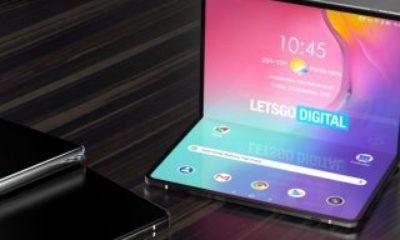 Samsung'dan katlanabilir tablet: Galaxy Tab Fold