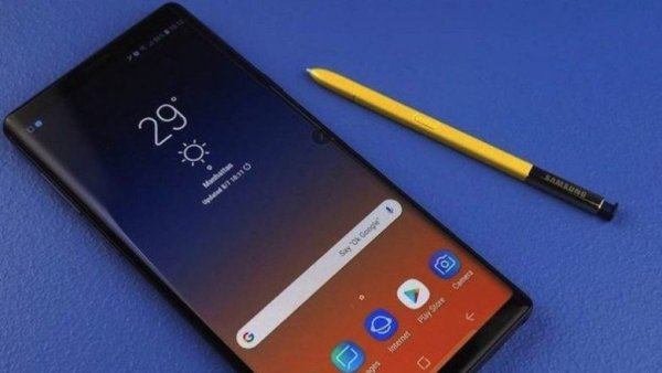 Samsung Galaxy Note 10 Lite ilk kez görüntülendi