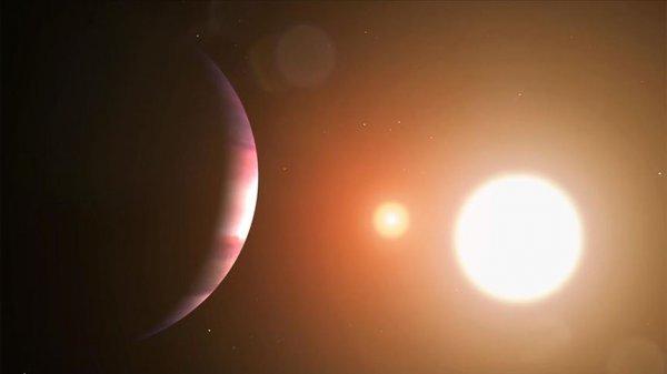 TESS, iki yıldızlı bir gezegen keşfetti