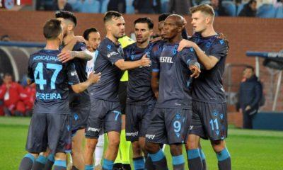 Trabzon ezdi geçti! 8 gol…