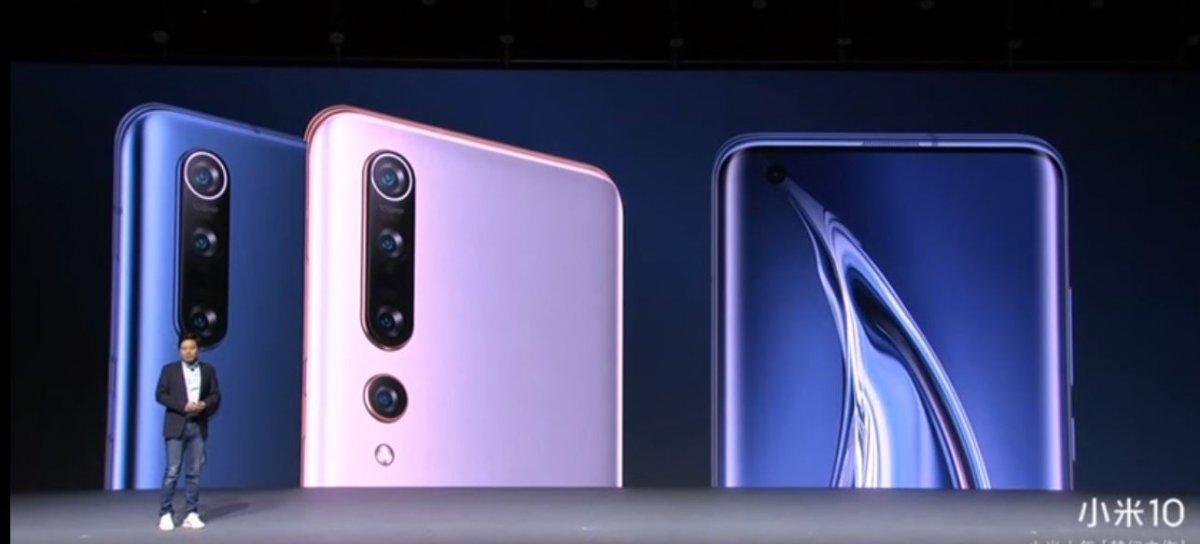 108 MP kameralı Xiaomi Mi 10 ve Mi 10 Pro tanıtıldı