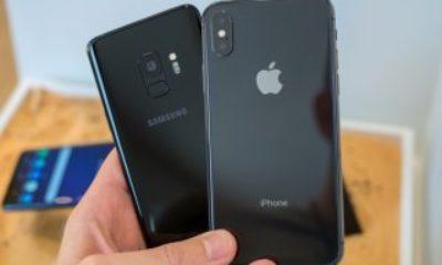 Apple, 2019'un sonlarına doğru Samsung'u geçmeyi başardı