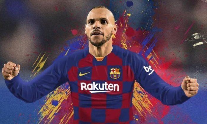 Barcelona'dan özel izinle transfer