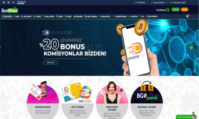 Betgram Spor Bahisleri ve Casino Sitesi
