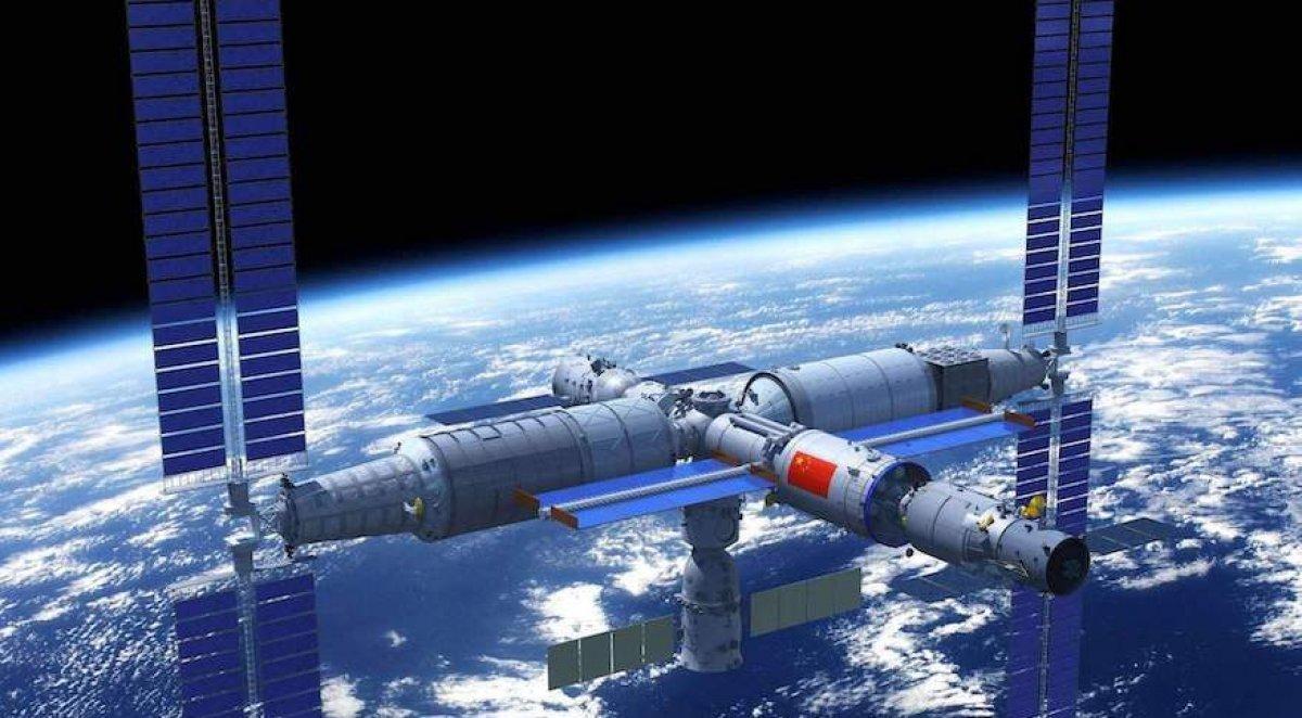 Çin, yeni uzay istasyonu inşa etmek istiyor