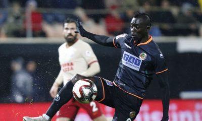 Galatasaray'a Alanya şoku!
