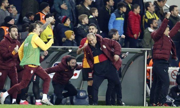 Galatasaray, Terim ile tarih yazıyor