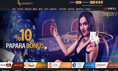 Jasminbet Canlı Bahis Sitesi