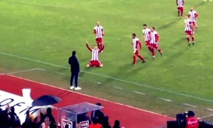 Mert Hakan'ın gol sevinci olay oldu!