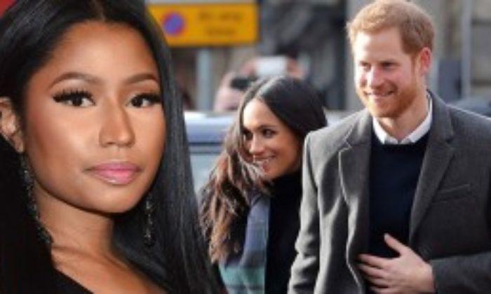 Nicki Minaj'dan Prens Harry Açıklaması