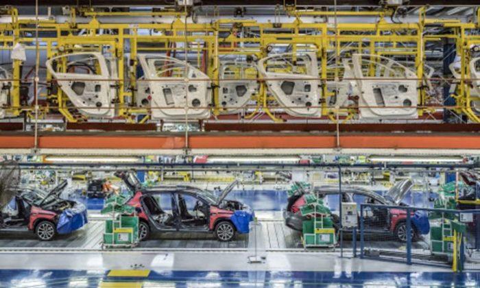 Otomobil üretiminde artış