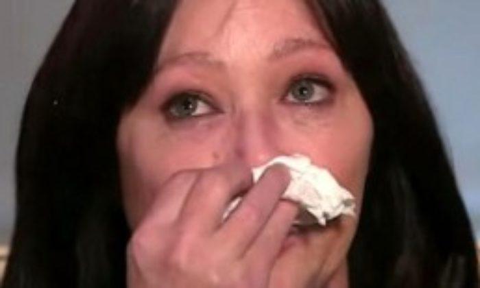 Shannen Doherty Dördücü Evre Kanser Olduğunu Söyledi