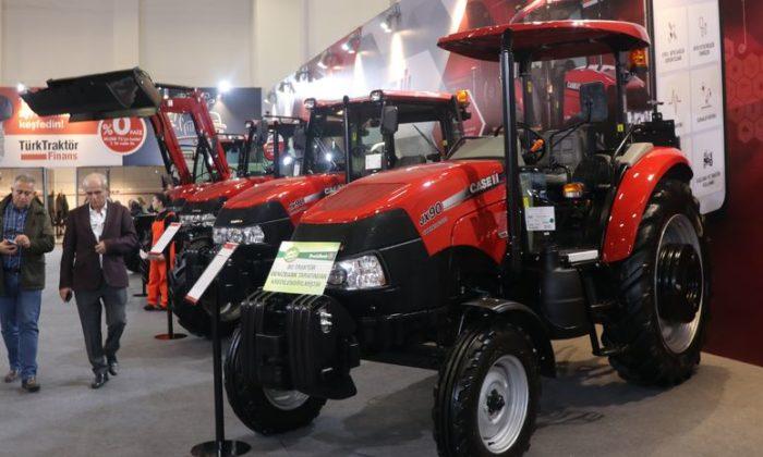 Traktör sektörü yeni yıla umutlu girdi