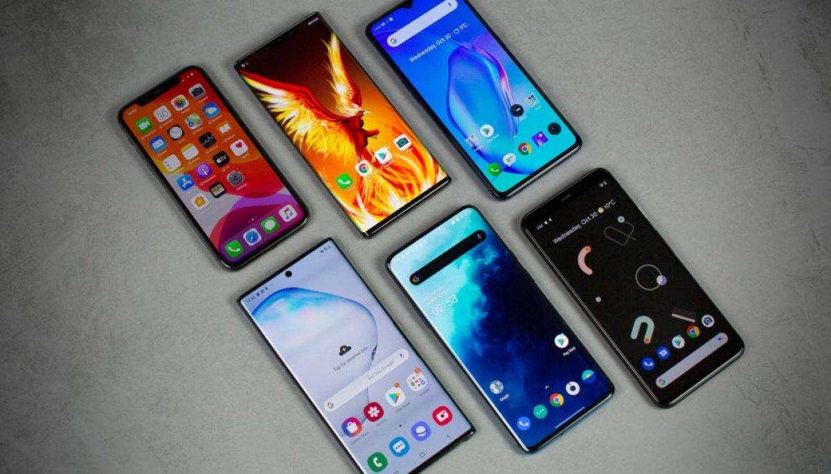 Akıllı telefon pazarı, koronavirüs nedeniyle sert düşüş yaşadı