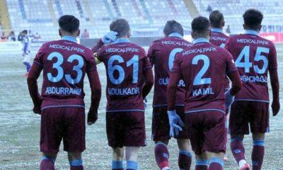 BB Erzurumspor: 1 – Trabzonspor: 4 | MAÇ SONUCU