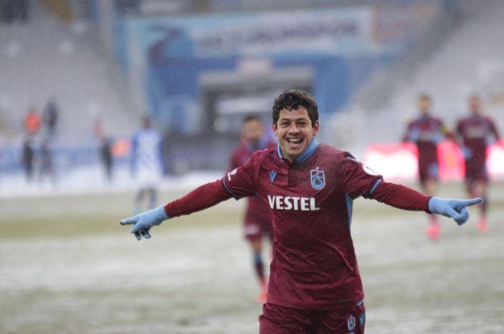 BB Erzurumspor: 1 - Trabzonspor: 4 | MAÇ SONUCU