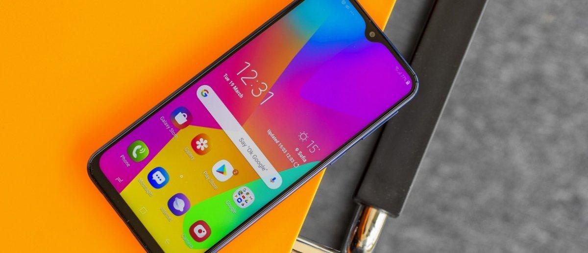 Dev bataryalı Samsung Galaxy M21 tanıtıldı