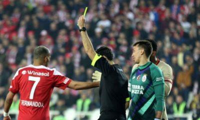 Fernando ve Seri'den penaltı yorumu!