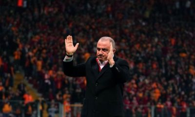 Galatasaray'dan Terim'e destek mesajı