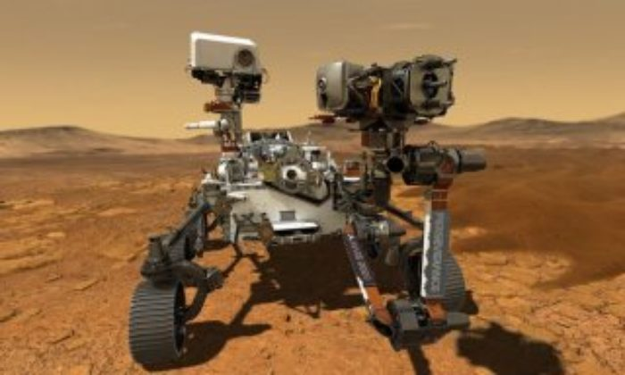 NASA, Mars 2020 keşif aracına verilen ismi açıkladı