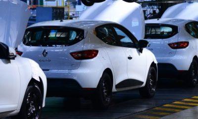 Oyak Renault'tan üretime kademeli ara