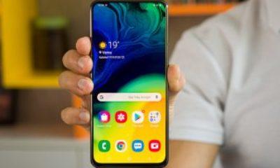 Samsung Galaxy A40 ve A80 için Android 10 yayınlandı