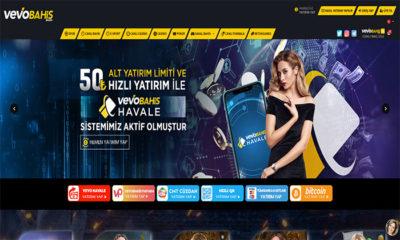Vevobahis Online Bahis ve Casino