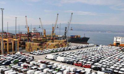 3 ayda 2.9 milyar dolarlık otomotiv ihracatı