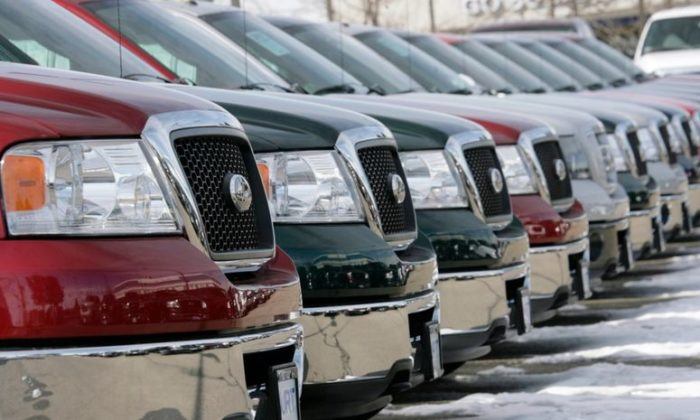 ABD otomotiv pazarı Mart'ta çakıldı