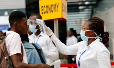 Afrika hükümetleri, korona için teknoloji devleriyle çalışıyor