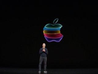 Apple, 20 milyondan fazla koruyucu maske teslime etti