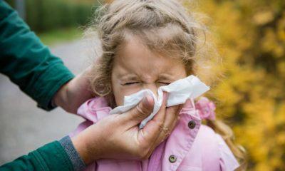Bahar alerjisiyle coronayı karıştırmayın