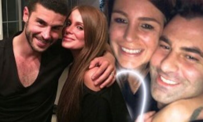 Berk Oktay'dan Boşanan Merve Şarapçıoğlu Yeni Bir Aşka Yelken Açtı