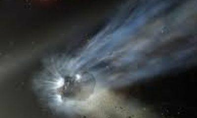Bilim insanları, Güneş sistemi dışından gelen cismi inceledi