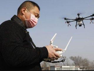 Çin'in koronavirüs ile mücadelesinde teknoloji ön planda