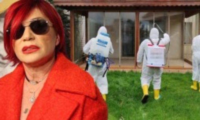 Emel Müftüoğlu'nun Komşularında Coronavirüs Tespit Edildi
